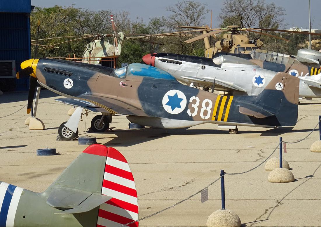 Hatzerim AFM, Israel Part 01.